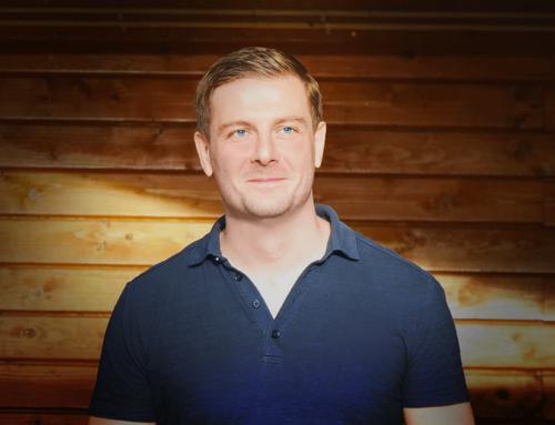 Martin Brosy als Speaker auf dem Unternehmer Weekend