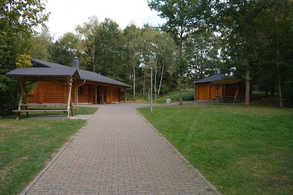 Grillhütte in Argenthal