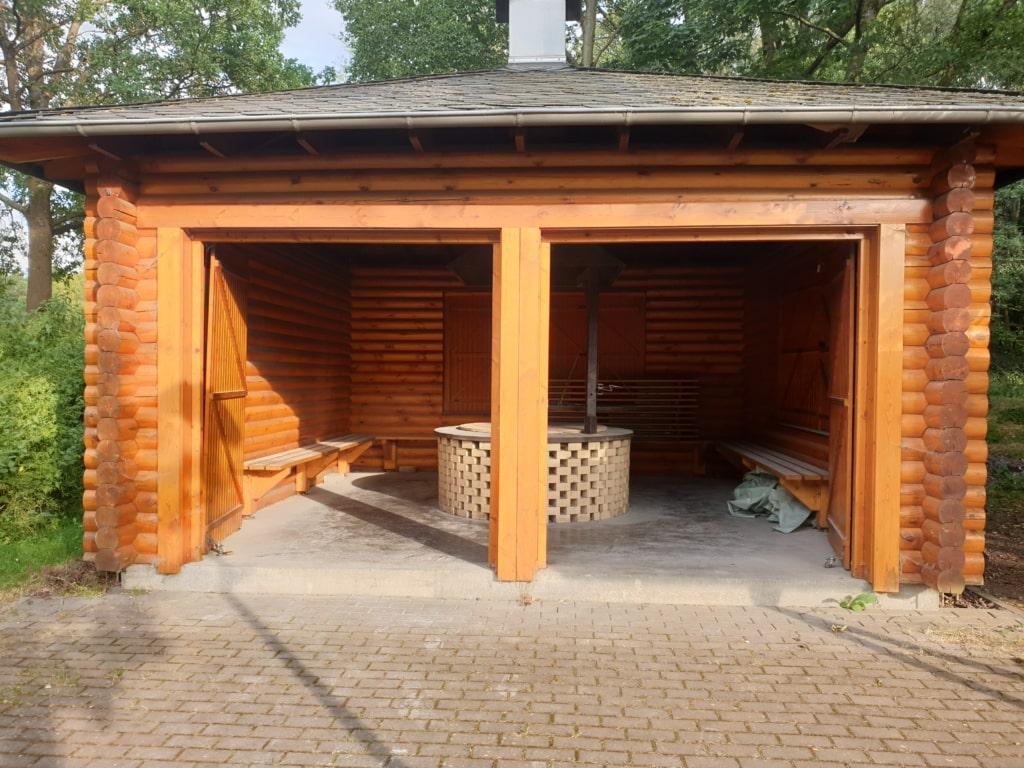 Feuerstelle Grillhütte Argenthal
