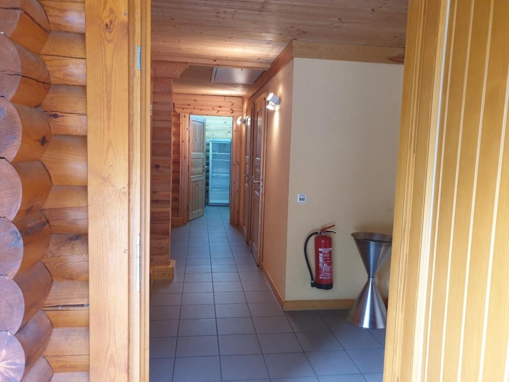 Grillhütte Argenthal Innenraum